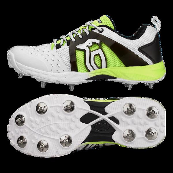 Kookaburra KCS 2000 Spike Shoes -Fluro 2018 image