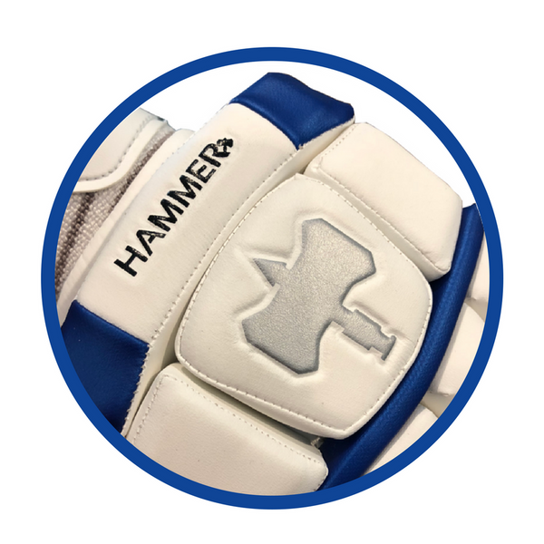 Hammer LE Batting Gloves 2018 image 3