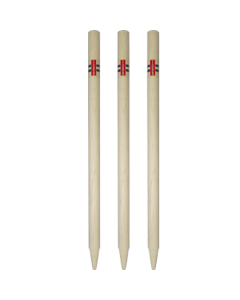 Set of 6 Stumps with Bails