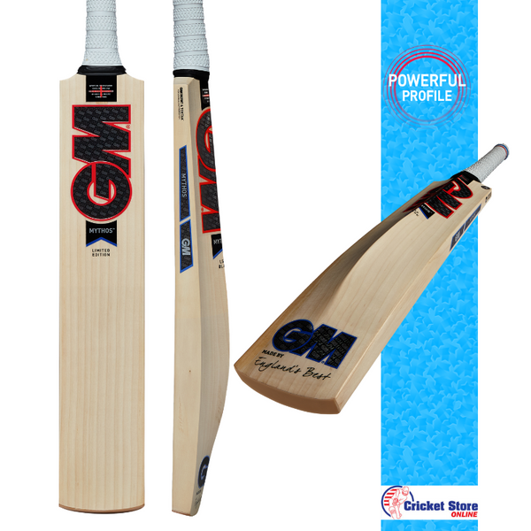 GM Mythos 303 Cricket Bat 2019 image 2