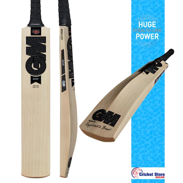 GM Noir 606 Cricket Bat 2019 image 2
