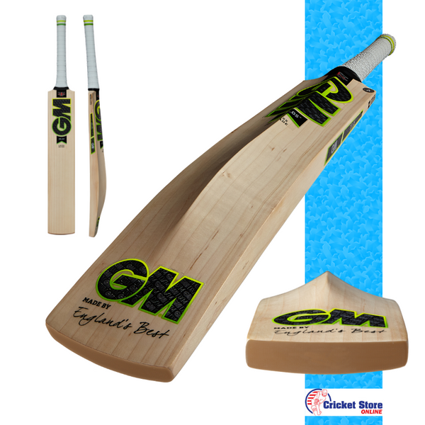 GM Zelos Original LE Cricket Bat 2019 image 1