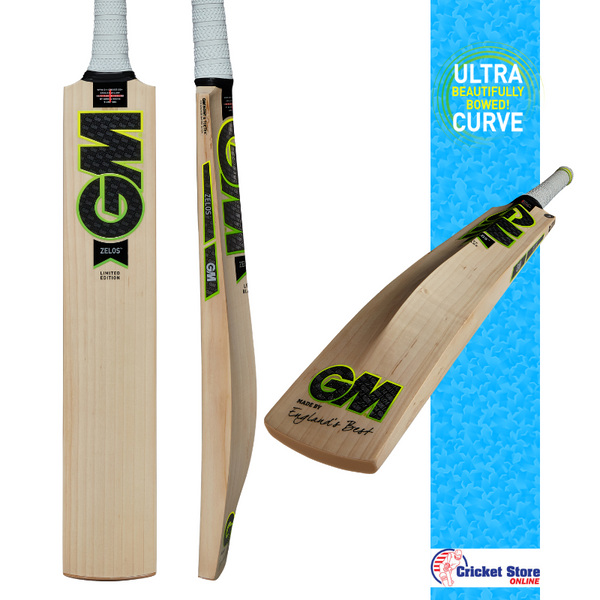 GM Zelos Original LE Cricket Bat 2019 image 2