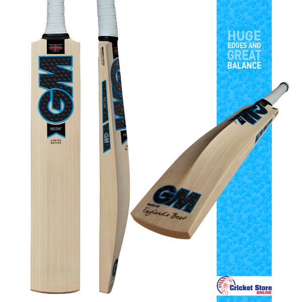 GM Neon 808 Cricket Bat 2019