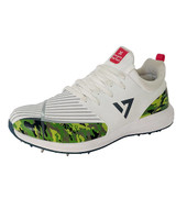Payntr Spike Camo Cricket Shoes By Seven
