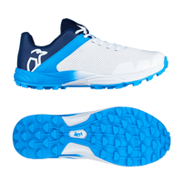 Kookaburra KCS 2.0 Rubber Shoes - Blue 2019
