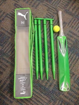Puma Adam Gilchrist Youth Cricket Sets