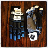 Hammer Pro Black T20 Batting Gloves