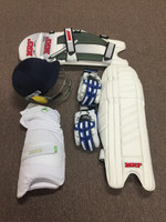 CORE LH cricket kit bundle