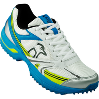 Produced using the latest industry specific materials, Kookaburra footwear combines excellent support with ultra low weight for agility.