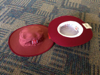 Kookaburra maroon XL sunhat for cricket