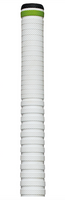 GM Dynamic Cricket Bat Grip White, blk & grn