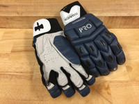 Hammer Pro Navy Batting Gloves 2017