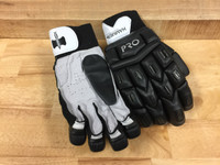 Hammer Pro Black Batting Gloves 2017