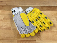 Hammer Pro Yellow Batting Gloves 2017