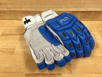 Hammer Pro Blue Batting Gloves 2017