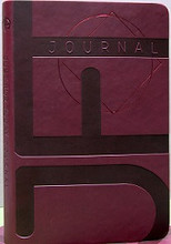 Keep a daily journal on pages enhanced with a year's worth of Just for Today excerpts and beautiful artwork, wrapped in a cover featuring a stylized JFT and NA service symbol in shades of burgundy.
