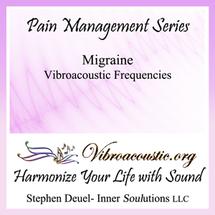 Inner Soulutions VAT Frequencies - Migraine
