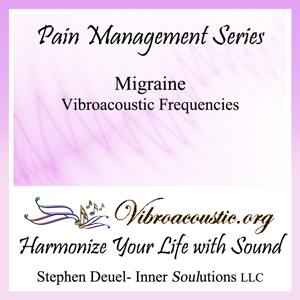 Inner Soulutions VAT Frequencies - Migraine