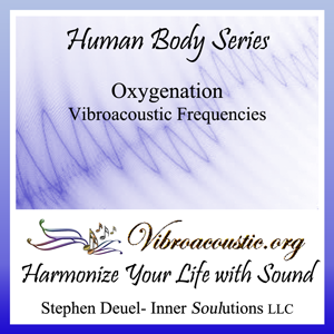 Inner Soulutions VAT Frequencies - Oxygenation