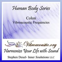 Inner Soulutions VAT Frequencies - Colon