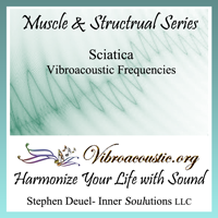 Inner Soulutions VAT Frequencies - Sciatica