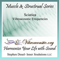 Inner Soulutions VAT Frequencies - Sciatica