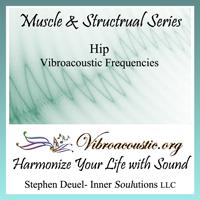 Inner Soulutions VAT Frequencies - Hip