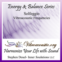 Inner Soulutions VAT Frequencies - Solfeggio