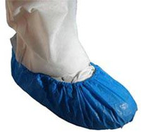 Coated Polypro Shoe Cover