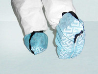 Conductive Polypro NonSkid Shoe Cover