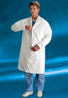 Tyvek Frock IC264SWH IsoClean Class 100