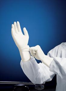 Kimberly Clark G3 Sterile White Nitrile Gloves