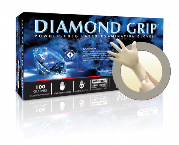 Microflex MF-300 Diamond Grip Gloves