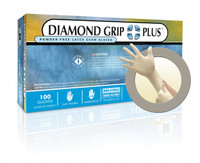 Microflex DGP-350 Diamond Grip Plus Exam Gloves