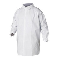 KleanGuard A40 Lab Coat Breathable