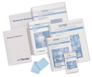 """Texwipe TX5741 Spiral Notebook 5.5"""" x 8.5"""""""
