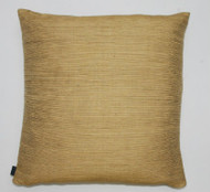 Slubby Silk Cushion - Taupe