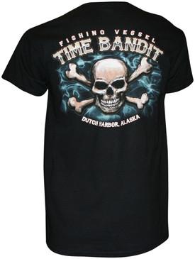 Time Bandit Smoke On The Water T-shirt