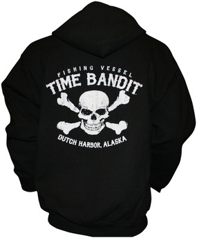 Next Generation Jolly Roger Full Zip Hoody