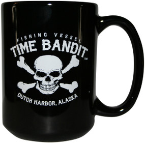 Time Bandit Next Generation Mug 15oz
