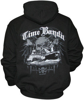 Time Bandit Ghost Ship Hoody