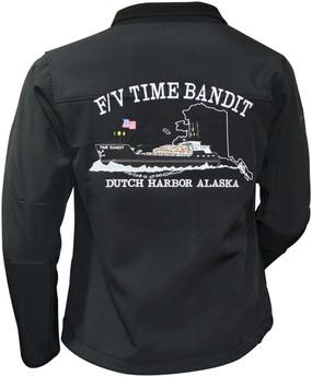 Ladies F/V Time Bandit Lightweight Granyte Jacket