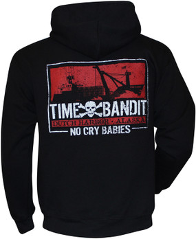 No Cry Babies! Pullover Hoody