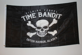 F/V Time Bandit Flag 3'x5' - Next Generation
