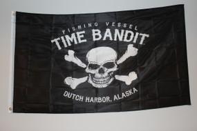 F/V Time Bandit Flag 3'x5' - Next Generation