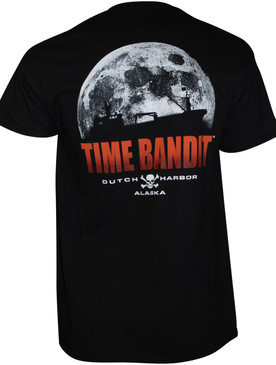 Time Bandit Moonshine T-shirt