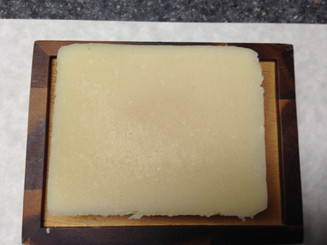 Ingredients:Coconut Oil, Goats Milk, Olive Oil, Cocoa Butter, Palm Oil,, Castor Oil, Distilled Water, Sodium Hydroxide, Natural Color, Berry Vanilla Fragrance Oil. Weighes approx 4 ounces. Goats Milk are very Creamy Soaps. Berry Vanilla very polular scent also have a shampoo Bar.