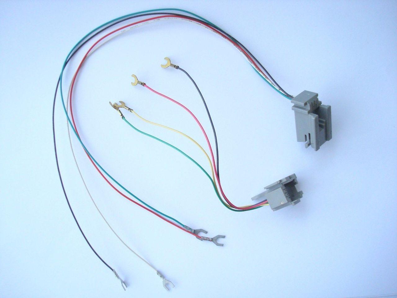 old phone jack wiring diagram 500 and 2500 modular jack set old phone shop store  500 and 2500 modular jack set old