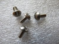 Upper housing lock screws slotted